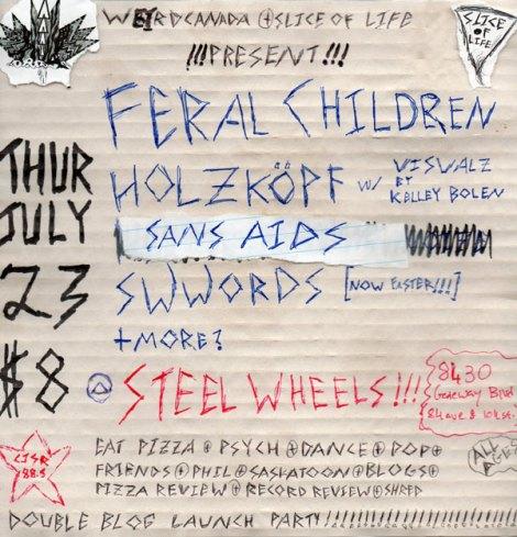 wcsol-feralchildren-poster